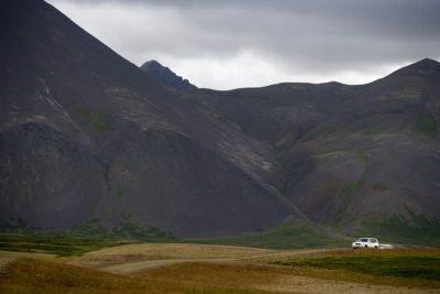 Combi-Camp vouwwagen in Ijsland