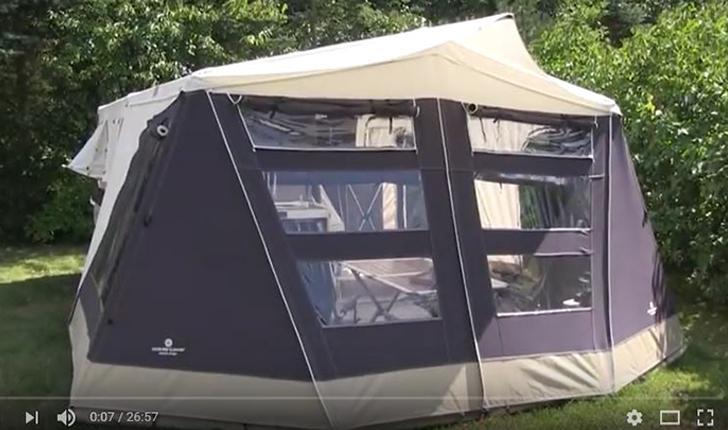 Combi-Camp vouwwagen in Denemarken kopen