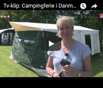 Video Anne Vibeke CampingFerie