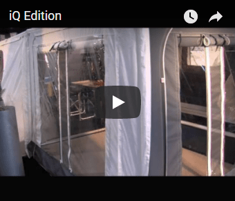 Combi-Camp video iQ doek