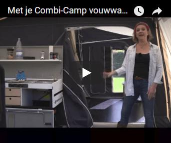 Met je Combi-Camp vouwwagen naar het festival