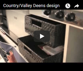Combi-Camp Country/Valley Deens Design vouwwagen
