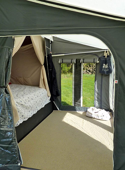 Combi-Camp Country vouwwagen