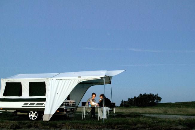Combi-Camp Country/Valley vouwwagen