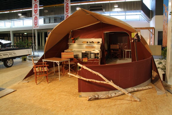 Combi-Camp Country Expo vouwwagen