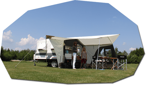 Combi-Camp vouwwagen te koop