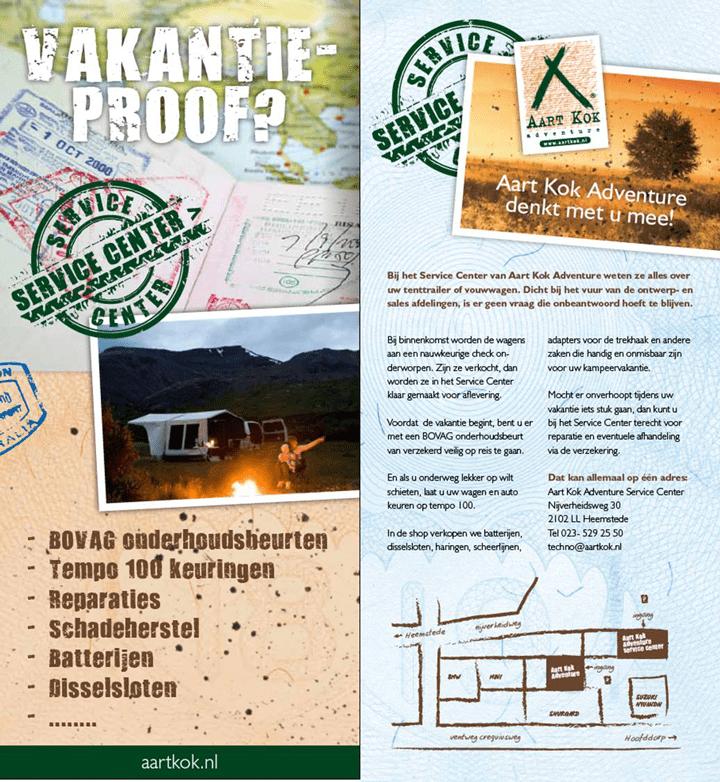Aart Kok Service Center