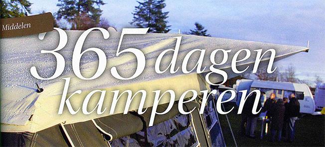 365 dagen kamperen met Combi-Camp vouwwagens