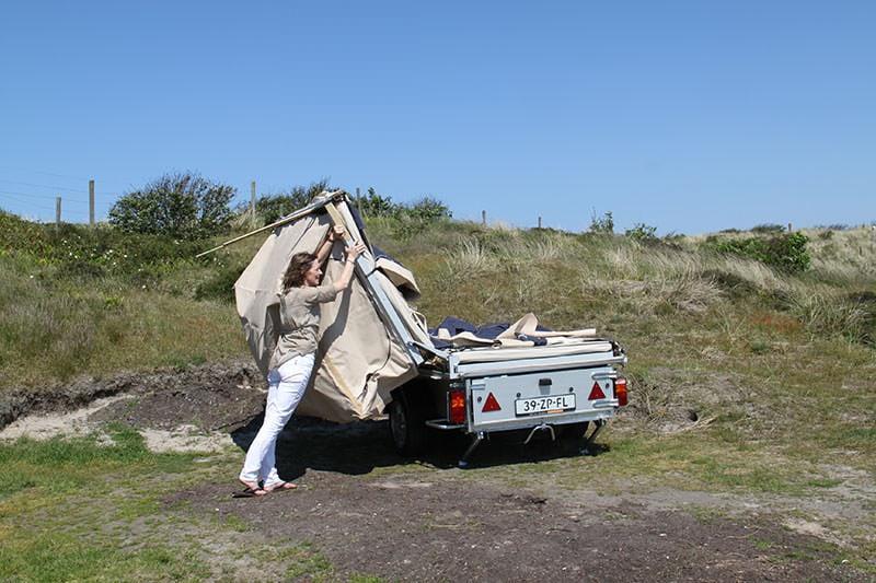 Combi-Camp vouwwagen kopen