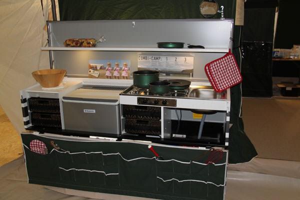 Combi-Camp Country Expo vouwwagen