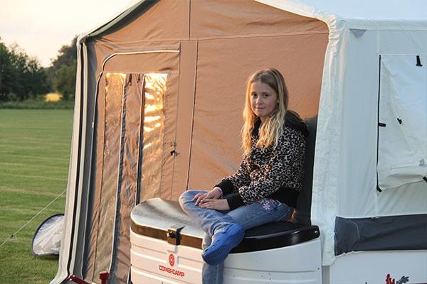 Combi-Camp Country vouwwagen