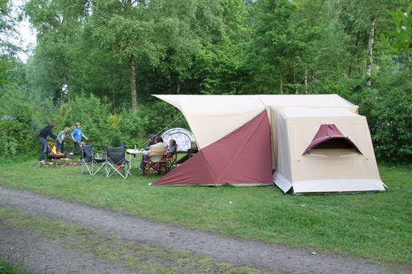 Combi-Camp Country Valley Dutch Design vouwwagen