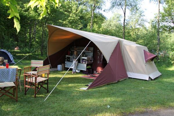 Combi-Camp Country Valley Dutch Design vouwwagen