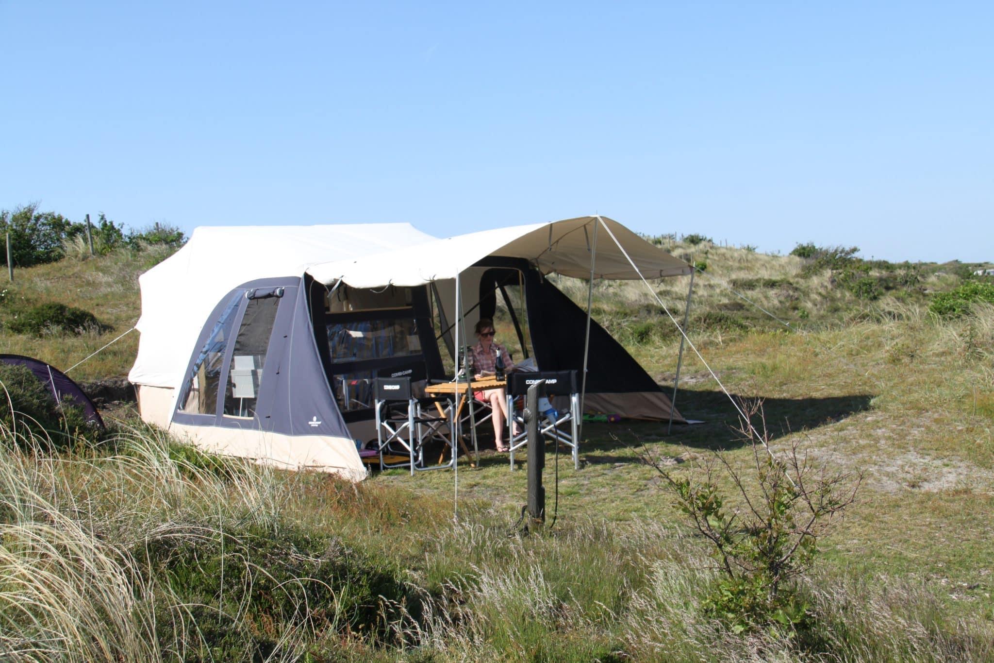 Combi-Camp FLEXI vouwwagen