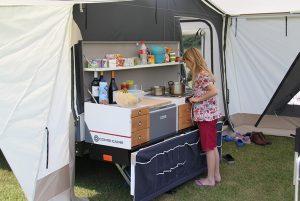 Vouwwagen Combi-Camp Country kopen