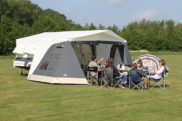 Combi-Camp Country iQ Edition vouwwagen
