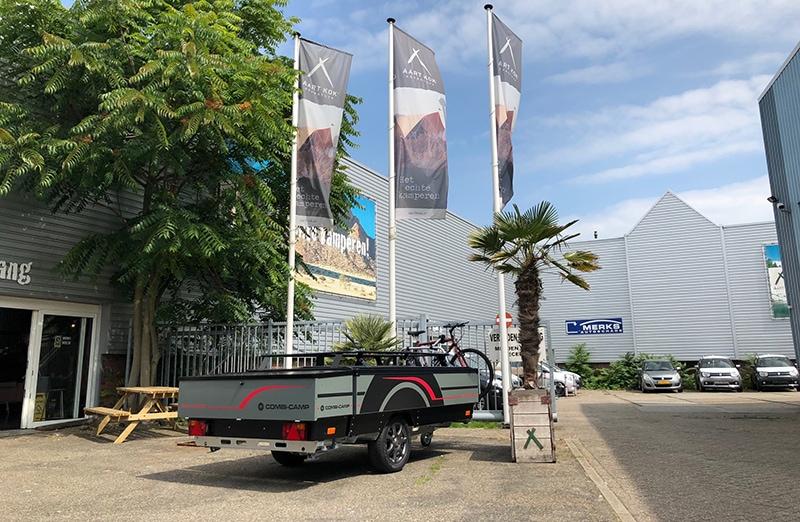 Combi-Camp Country Anniversary vouwwagen 7