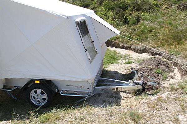Combi-Camp-FLEXI-vouwwagen