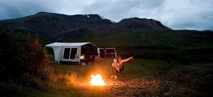 Combi-Camp Valley vouwwagen