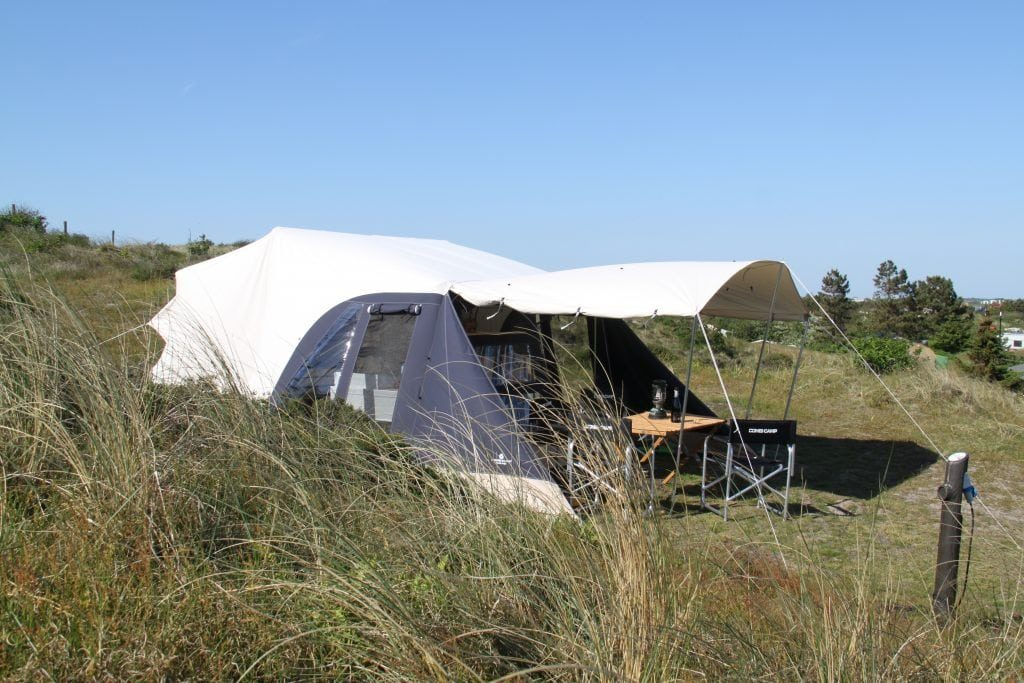 Combi-Camp FLEXI vouwwagen