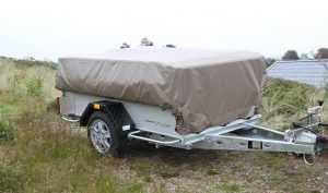 Combi-Camp FLEXI Tent & Trailer kopen