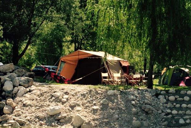 Combi-Camp Model Z 1