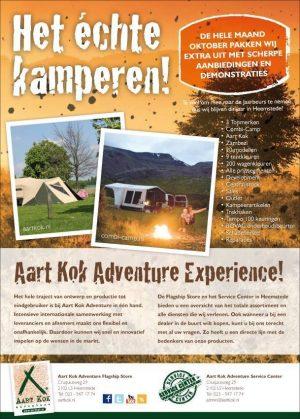 Aart Kok Vouwwagen Experience