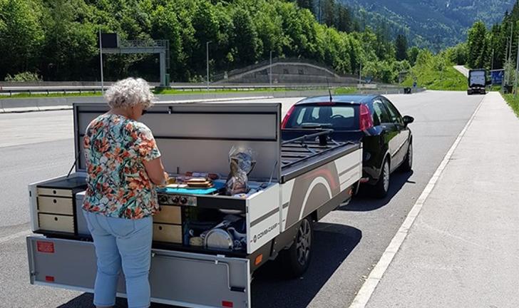 Combi-Camp Country vouwwagen keuken kopen