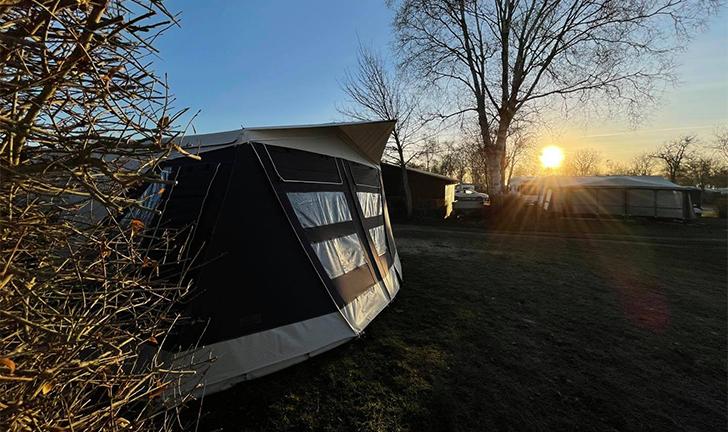 Combi-Camp Country met HEAT in Denemarken